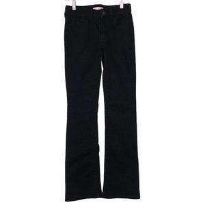 So Black Women's Bootcut Jeans Size 3 / 26 stretch lowrise New